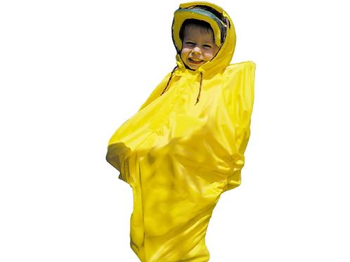 Poncho Fietsstoeltje Regenhoes Kinderzitje