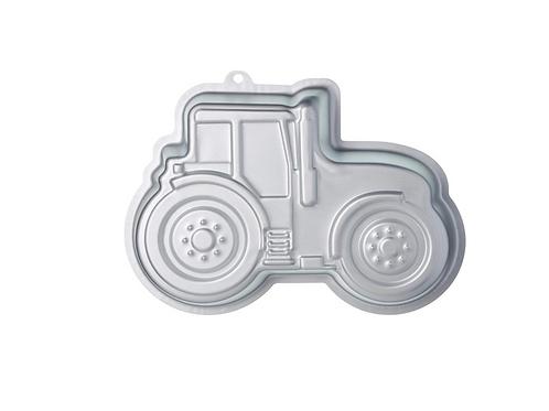 Bakvorm Aluminium Traktoren Taartvorm Tractor Motiefbakvorm Cake Vorm