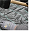 Thumbnail: Anti Worteldoek Pennen Stevig Verzinkt Staal Grond Grind Anti Root Cloth Pins