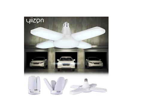 Led Plafondlamp Garage E27 Verstelbaar Paneel Garage Werkplaats Magazijn