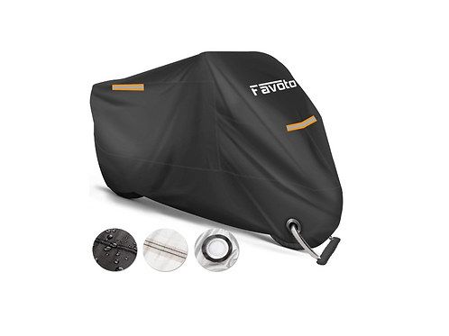 Motor Scooter Afdekzeil Waterdicht Afdekhoes Bike Cover Waterproof