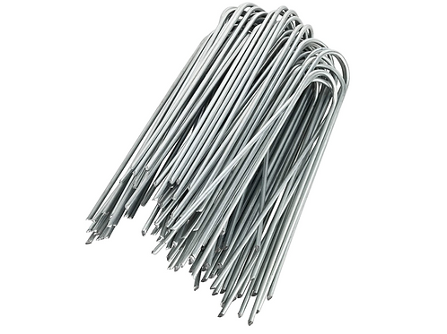 Anti Worteldoek Pennen Stevig Verzinkt Staal Grond Grind Anti Root Cloth Pins