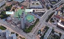 Anfahrt Stadthalle Chemnitz