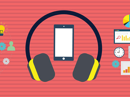 5 Reasons You Should be Listening to Podcasts