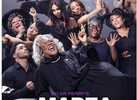 Why Tyler Perry was my Role Model: Bye Madea!