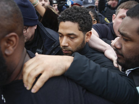Jussie Smollet: Why Did You Take The Pain and Anger of Racism to Promote Your Career?