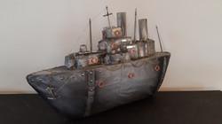Barco de El Dueño de todas las cosas