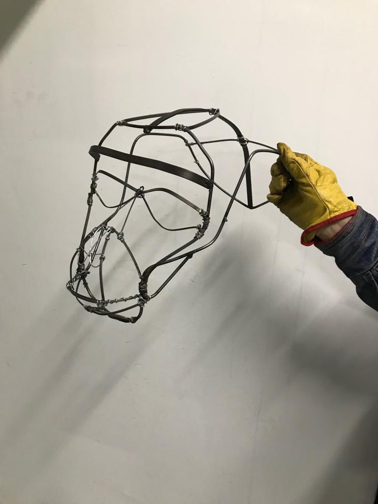 Construcción máscara
