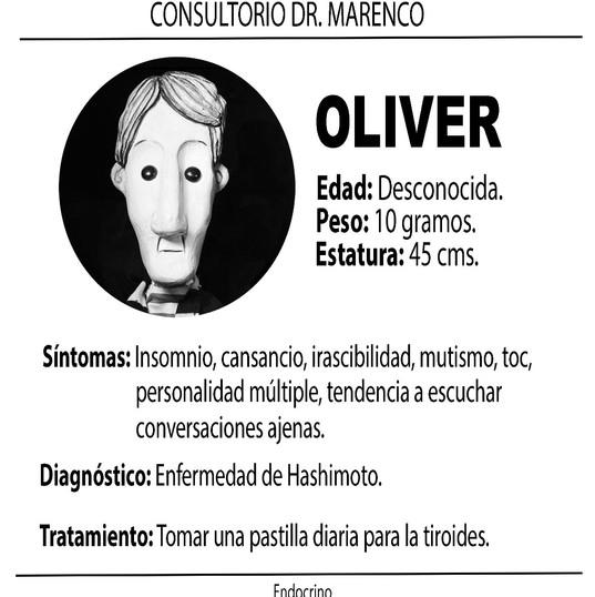 Oliver Historia Clínica