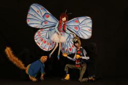 Kininí La Niña Mariposa