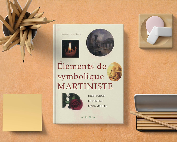 Elements de symbolique martiniste