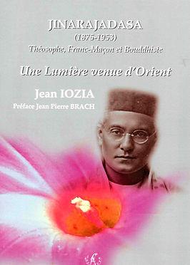 Livre Jinarajadasa (1875-1953), Une lumière venue d'Orient