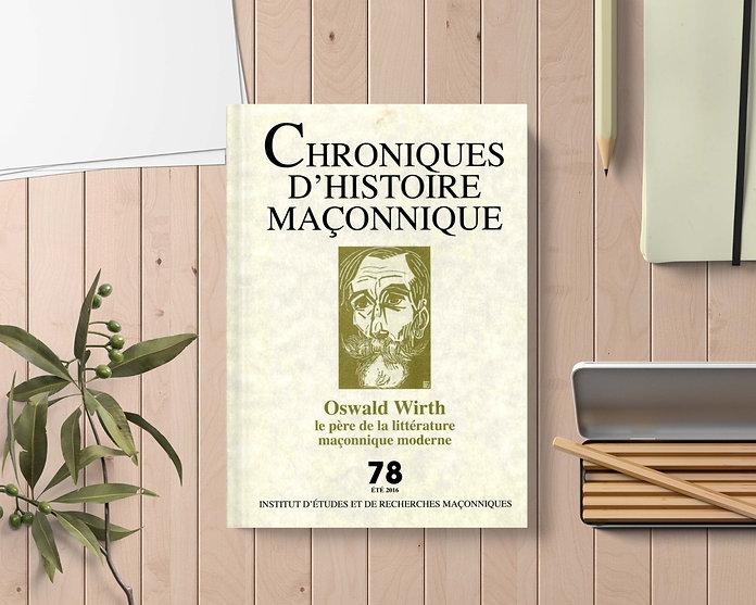 chroniques dhistoire maçonnique litterature maçonnique moderne