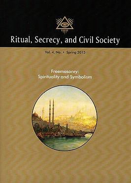 Livre Ritual Secrecy, and Civil Society
