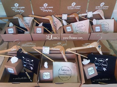 Avec quoi remplir votre box ? :)