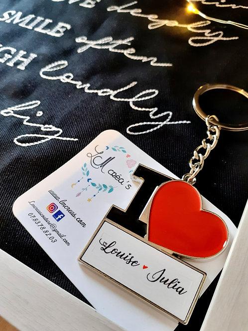 Porte-Clef Love