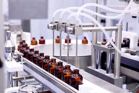 Bottling and packaging of sterile medica