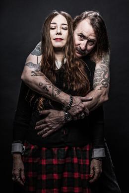 Alexander Hacke & Danielle De Picciotto