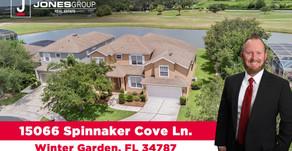 Homes for Sale in Winter Garden   15066 Spinnaker Cove Ln, Winter Garden, FL 34787