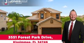 3551 Forest Park Dr, Kissimmee, FL 34746