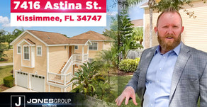 Homes for Sale in Reunion Florida | Jared Jones