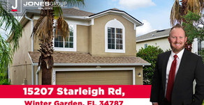 Homes for Sale in Winter Garden | 15207 Starleigh Rd, Winter Garden, FL 34787