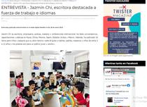 Interview for the Magazine La Fábrik of Guatemala