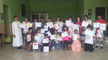 LevGrow gives free workshops to children at foster care home