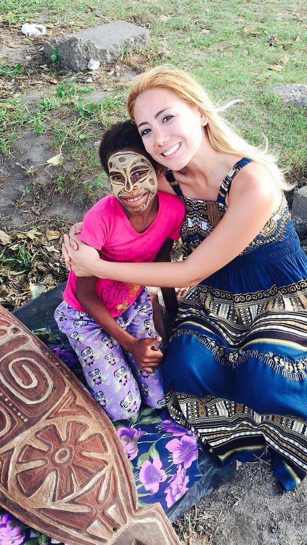 Papua New Guinea/Papúa Nueva Guinea