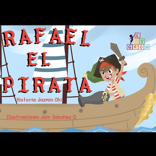Raphael the Pirate Audiobook