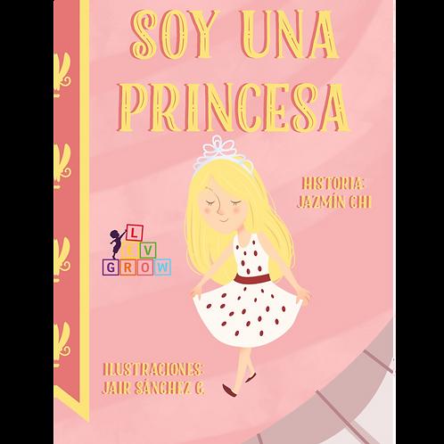 Soy una Princesa Audiolibro
