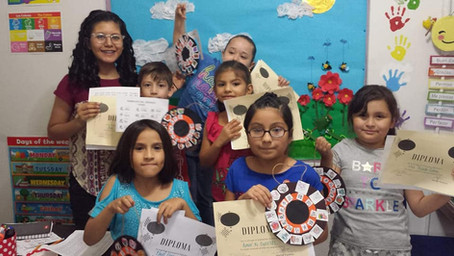 Chinese Culture workshops are given at LevGrow Río Bravo