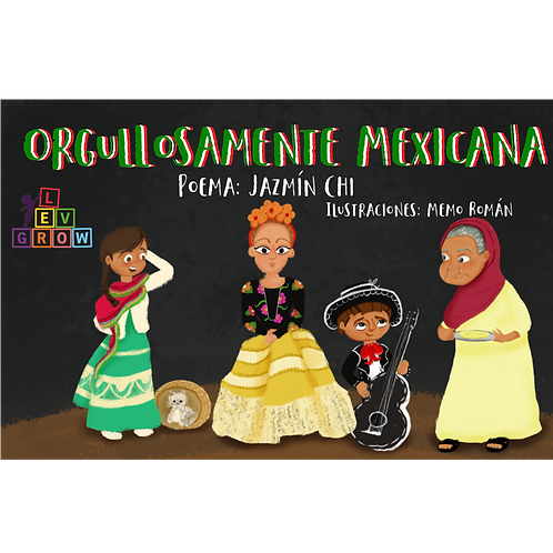 Proudly Mexican Audiobook