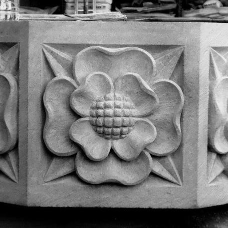 Ornamental base