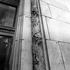 Holly frieze restoration