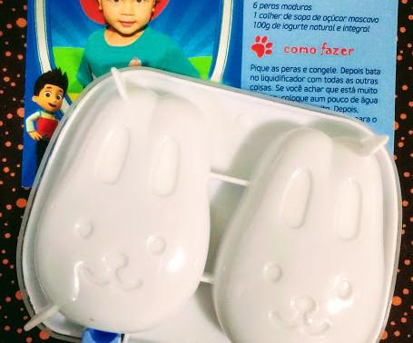 Lembrancinhas saudáveis para festa infantil