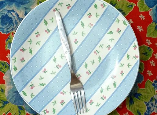 Quando o tamanho do prato importa?