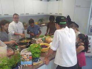 Kochworkshops für Kinder, Jugendlichen und Erwachsene