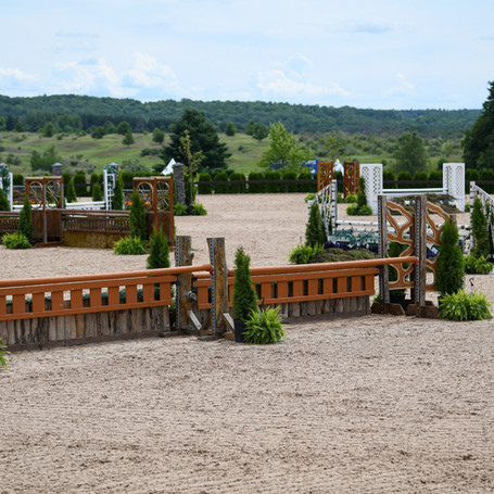 Traverse City Horse Show (Main Hunter Ring)