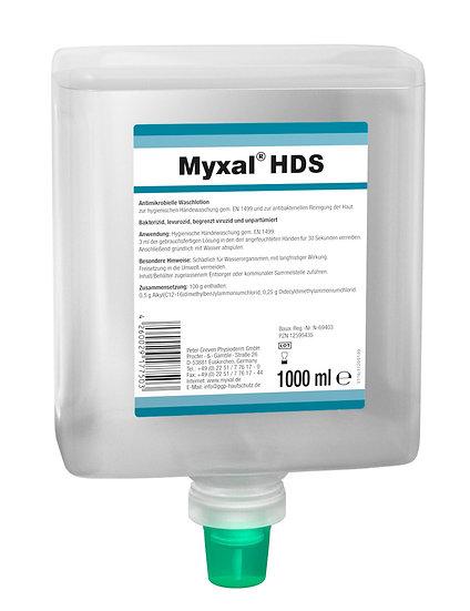 Hånddesinfisering Myxal 1 ltr for dispenser (13743006)