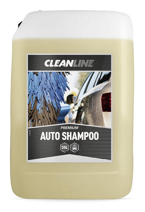 CLEANLINE PREMIUM AUTO SHAMPOO 25L (FF6038)