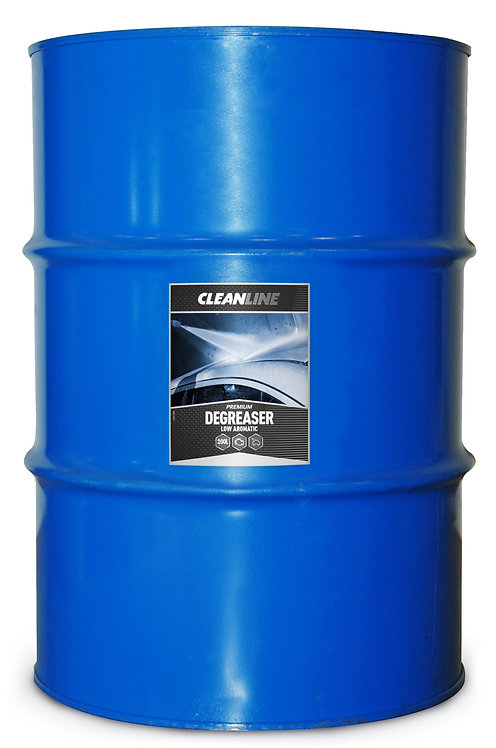 CLEANLINE PREMIUM DEGREASER LOW AROMATIC 200L (FE702)