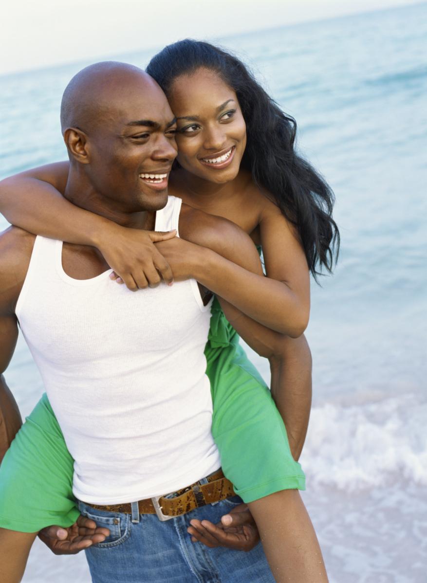 black-couple-on-beach