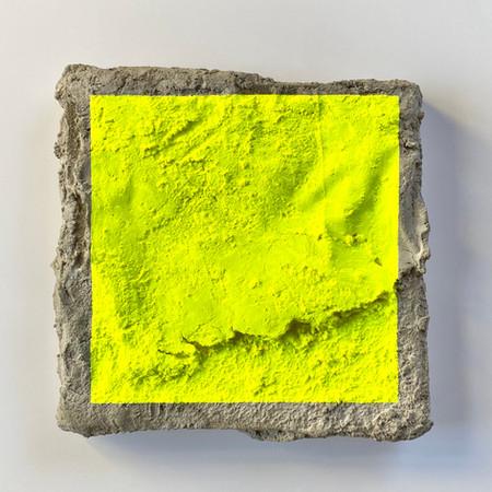 Square on Artificial Rubble