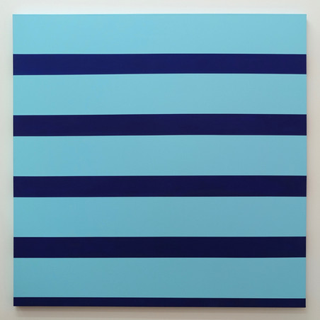 Not All Perfect Blue Stripes