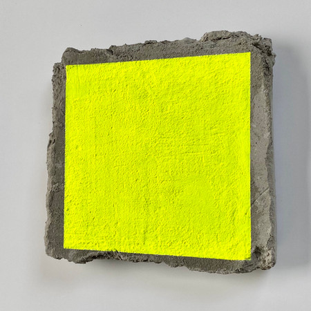 Square on Artificial Rubble (sideview)