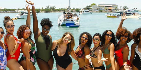 Miami Hip Hop Party Boat 2020: Miami Turn Up Entertainment