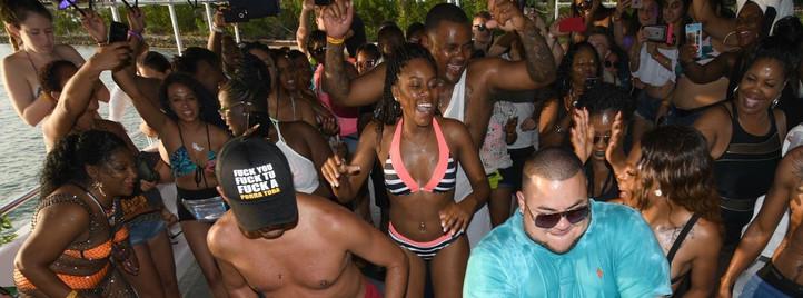 Miami Hip Hop Party Boat | Hip Hop Party Boatr Miami 2020- Miami Turn Up Entertainment