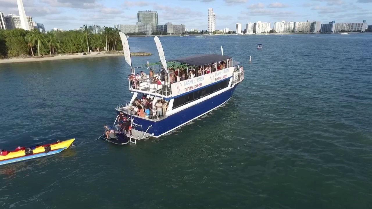 Miami Sea Party | Miami Party Boat