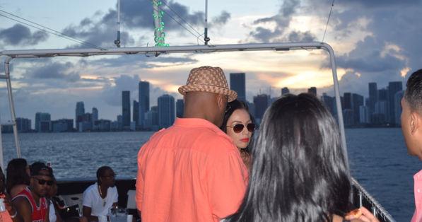 Miami Booze Cruise | Sunset- Miami turn Up Entertainment
